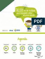 Taller Uso de Resultados Mejoramiento Continuo Proceso Educativo Saber 359 - Antioquia