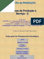 FATEC 2 GEst Produção Planejamento Estratégico Da Produção