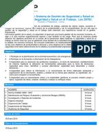 Pdfmaker Implementación de Un Sistema de Gestión de Seguridad y Salud