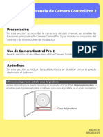 Manual Usuario Camera Control Pro