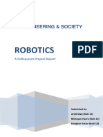 Robotics Report