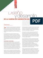 Diseño y Desarrollo de La Cadena de Suministro