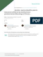 Educarenlascrcelesnuevosdesafosparalaeducacinsocialenlasinstitucionespenitenciarias