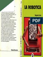 03005 CORIAT B - La Robótica