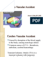 Cerebro Vascular Accident