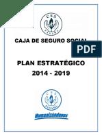 PLAN ESTRATÉGICO 2014-2019 15-3-15