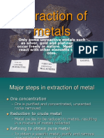 Extraction of Metals6