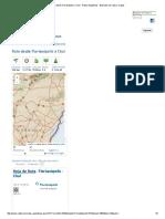 Ruta Desde Florianópolis a Chui - Rutas Argentinas - Buscador de Rutas y Mapas
