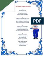 Poesia Al Colegio
