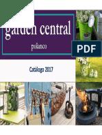 Catalogo 2017 Garden Central