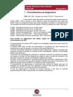 Diagnóstico FiltroDPF Ducato Ark