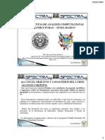 Herramientas de Analisis Computacional de Estructuras 01 - 2017