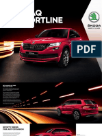 Skoda Kodiaq Sportline - Brochure