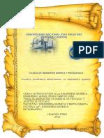 Elaboracion de Harina de Pescado y Aceite Monografia