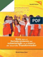 Manual Del Voluntariado