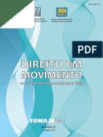 Direito Em Movimeto Volume27