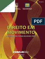 Direito Em Movimento Volume22