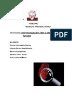 Derecho Procesal Penal (1)