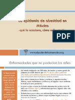 La Epidemia oBeSidAd en Mexico