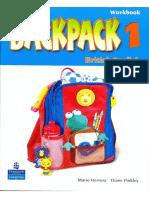Backpack 1 Workbook