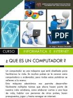 Curso Informatica e Internet