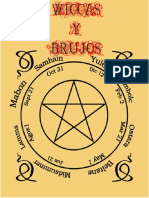 Wicca y Brujería 1