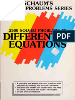 2500+Solved+Problems+in+Differential+Equations