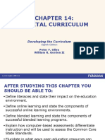 developing thecurriculum chapter14