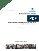 Estudio Tipológico, Constructivo y Estructural de Las Casas de Corredor en Madrid Jaime_santa__cruz_astorqui_parte_i