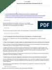 FAQ Self Service Procurement Doc