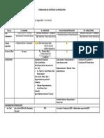 Formulario de Gestión de La Producción