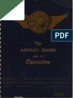 Engine Operation, Pratt & Whitney