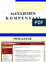 Manajemen Kompensasi