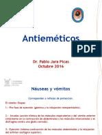 Sistema GI Antieméticos 2 Sem 2016