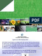 ISO 20121 Sesion 27 Noviembre