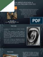 Terapia Breve Aplicada a Paciente Con Psicosis 1