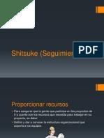 Shitsuke (Seguimiento)