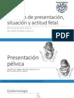 Distocias de Presentación (1)