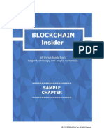 Blockchain Insider - Free Sample Chapter