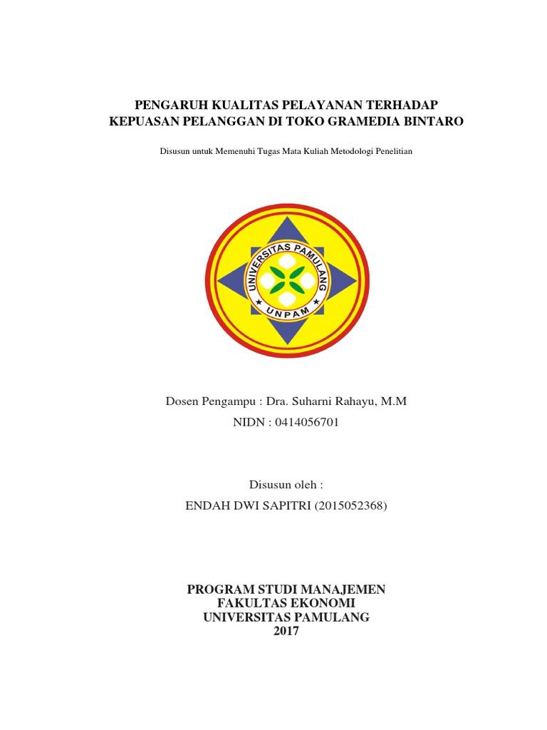 Metodologi Penelitian Proposal Skripsi 2015052368