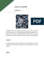 Gestion y Estudio de Impacto Ambiental