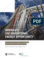 America Unconventional Energy Opportunity