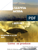 Lluvia Acida Presentacion
