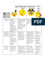 copy of rubric bss writing - barb