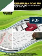 PEMBAHASAN SMP Statistik p4tkmatematika Org