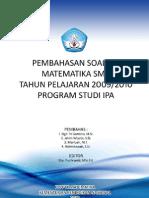 Un Matematika Smu Ipa 2010 p4tkmatematika