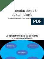 Una Introducción a La Epistemología