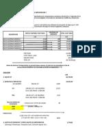 Costo de Importación Casos Prácticos