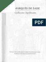 El Marques de Sade