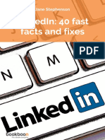 Linkedin 40 Fast Facts and Fixes